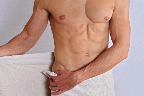intim hårborttagning för män
